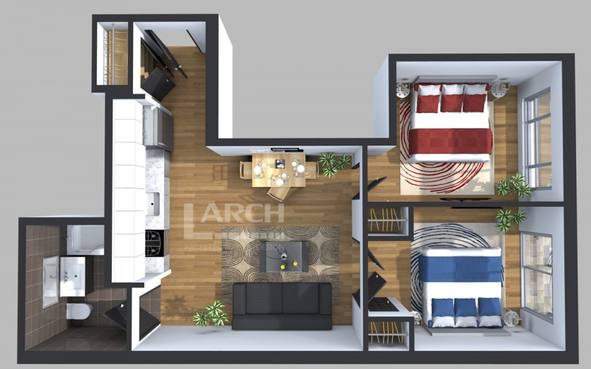 Larch_3DFloorPlan_ex.3