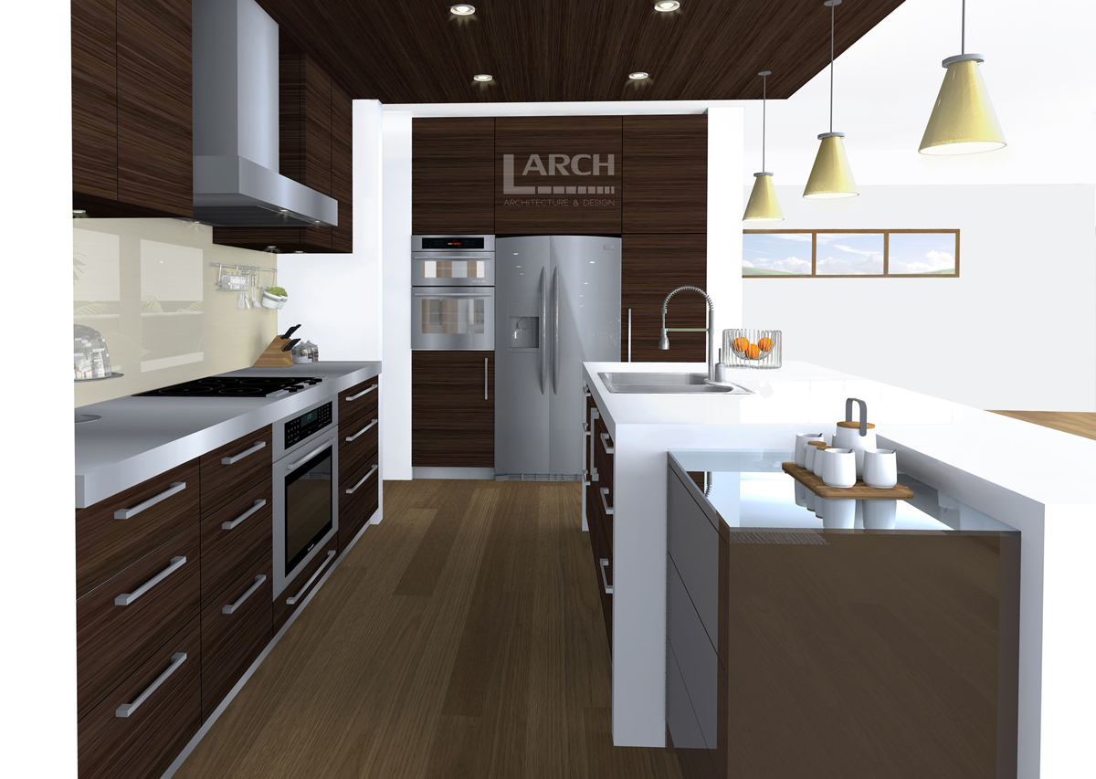Modern kitchen interior design l arch for Modern kitchen interior