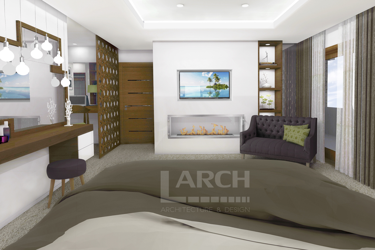 Bedroom Modern Interior Design